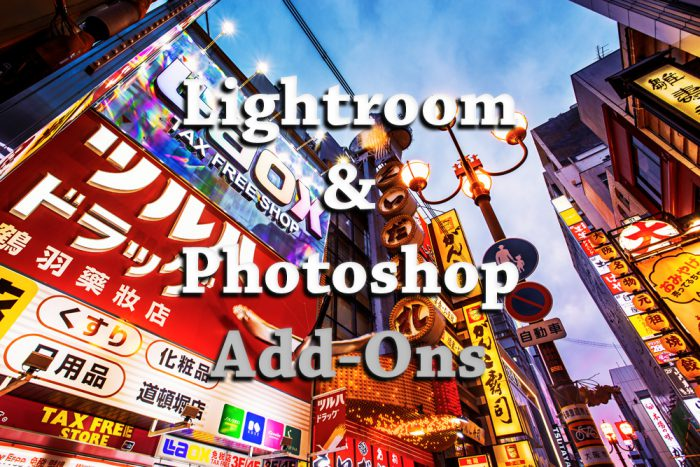 Free Lightroom & Photoshop Add-Ons