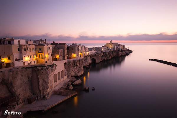 Vieste Before the Lightroom Develop System