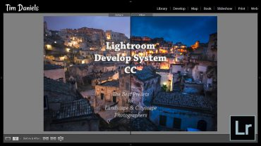 What is the Lightroom Develop System?