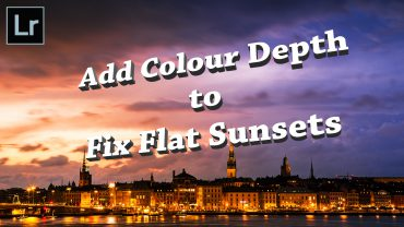 Add Colour Depth to Fix Flat Sunsets
