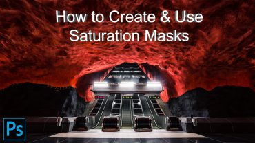How to Create & Use Saturation Masks