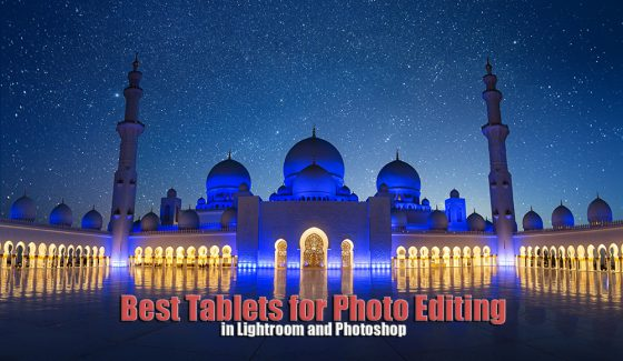 Best Tablets for Photo Editing 2020