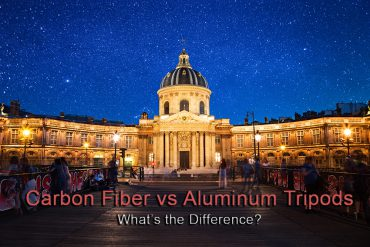 Carbon Fiber vs Aluminum Tripod – What's the Difference?