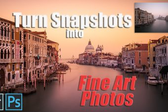 How to Edit Fine Art Photos in Lightroom