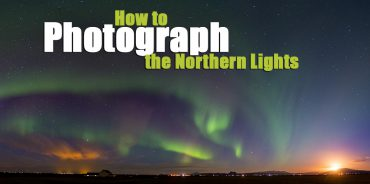 Photographing the Northern Lights