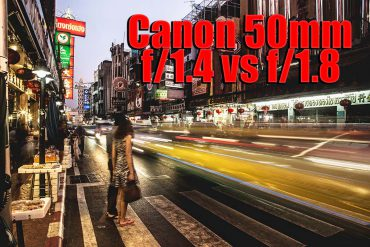 Comparing the Canon 50mm 1.4 vs 1.8 – Which is Better?