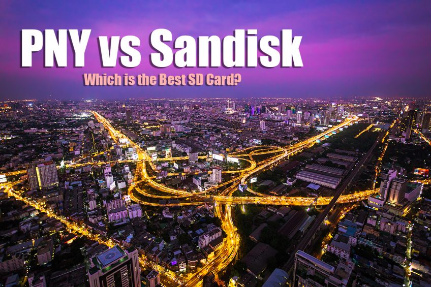 PNY vs Sandisk – Which is the Best SD Card?
