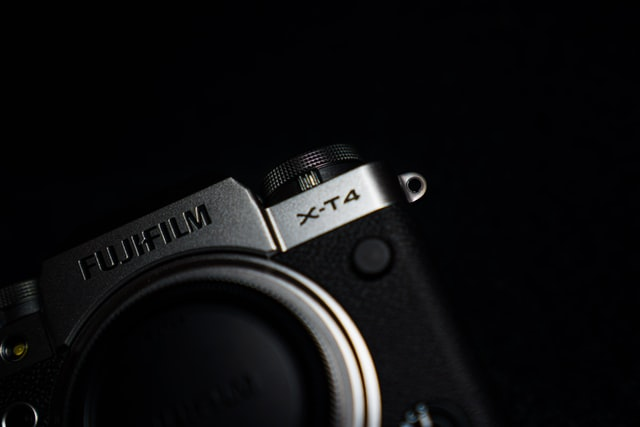 The Fujifilm X-T4, a 240 fps 1080p slow motion camera