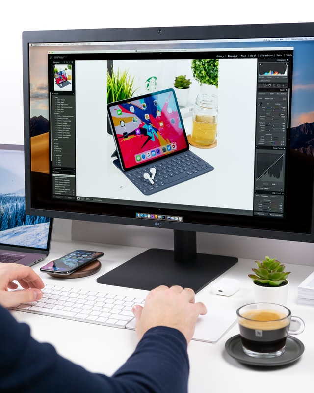 LG monitor for photo editing on a budget