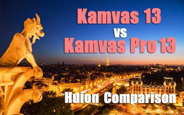 Huion Kamvas 13 vs Pro 13 Review – What's the Difference?