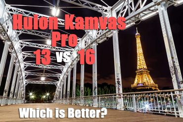 Huion Kamvas Pro 13 vs 16 Review: Which is Better?