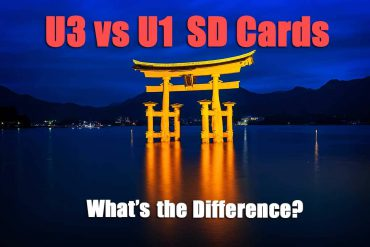 U3 vs U1 SD Card Ratings: What's the Difference?