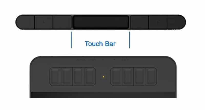gaomon vs xp pen graphics tablet buttons