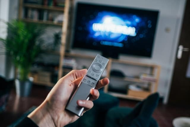 ust projector remote control