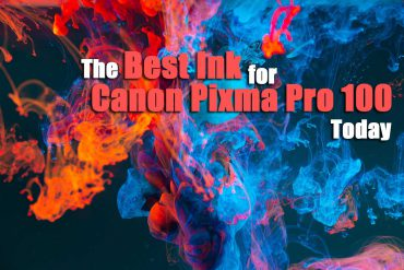 The Best Ink for Canon PIXMA Pro 100 Today