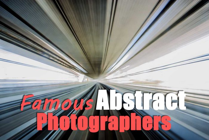Famous Abstract Photographers