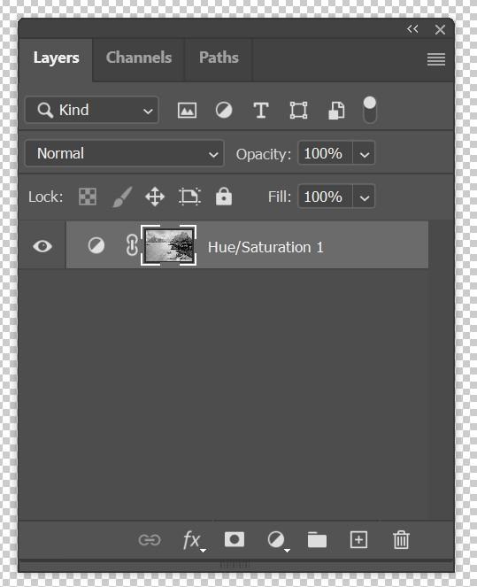 Photoshop new layer
