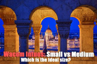 Wacom Intuos Small vs Medium: Which is the Ideal Size?