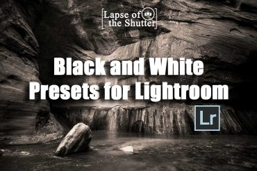 Black and White Presets for Lightroom – Free Download!