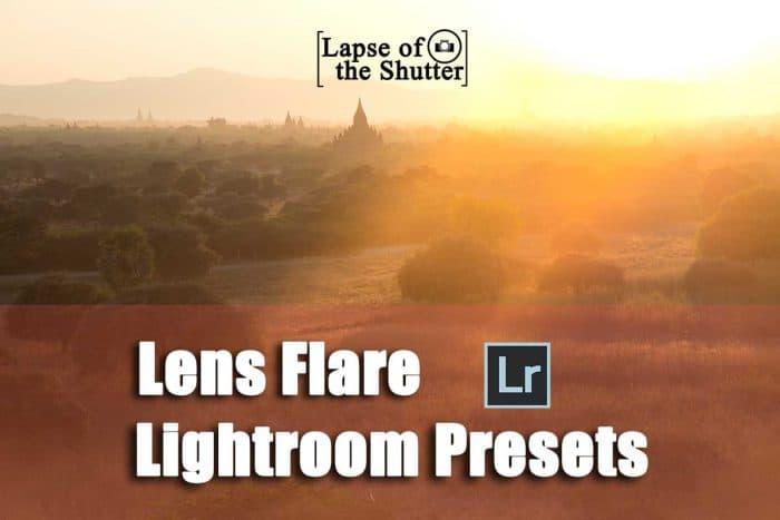 Lens Flare Lightroom Presets 1