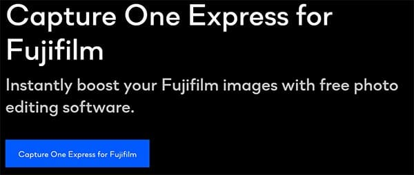 Capture One Express