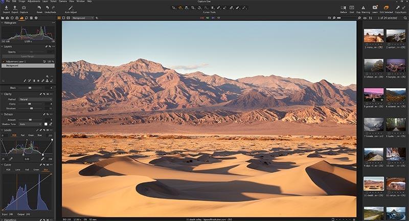 capture one screenshot