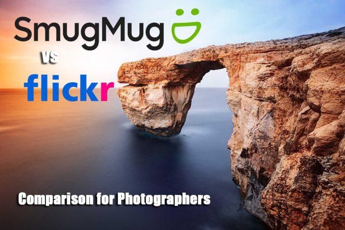 SmugMug vs Flickr