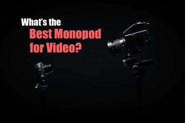 What's the Best Monopod for Video 2021?