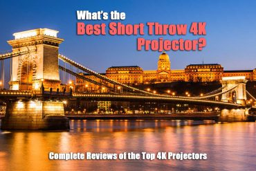 What's the Best Short Throw 4K Projector in 2021?